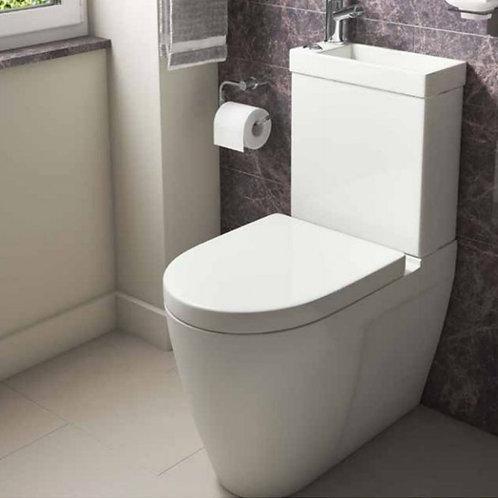 Combi 2-in-1 WC & Basin