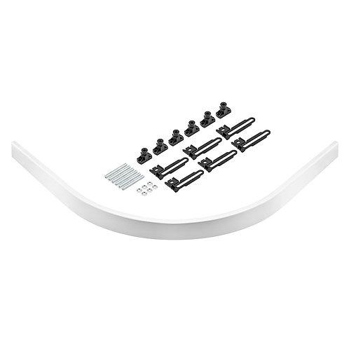 K-Vit Easy Plumb Shower Tray Panel Riser Kit