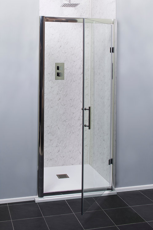 Hinged Shower Enclosures Door - 6mm Glass