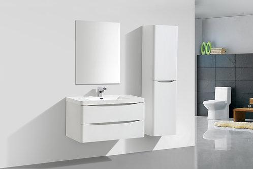 Bali Gloss White Furniture Range
