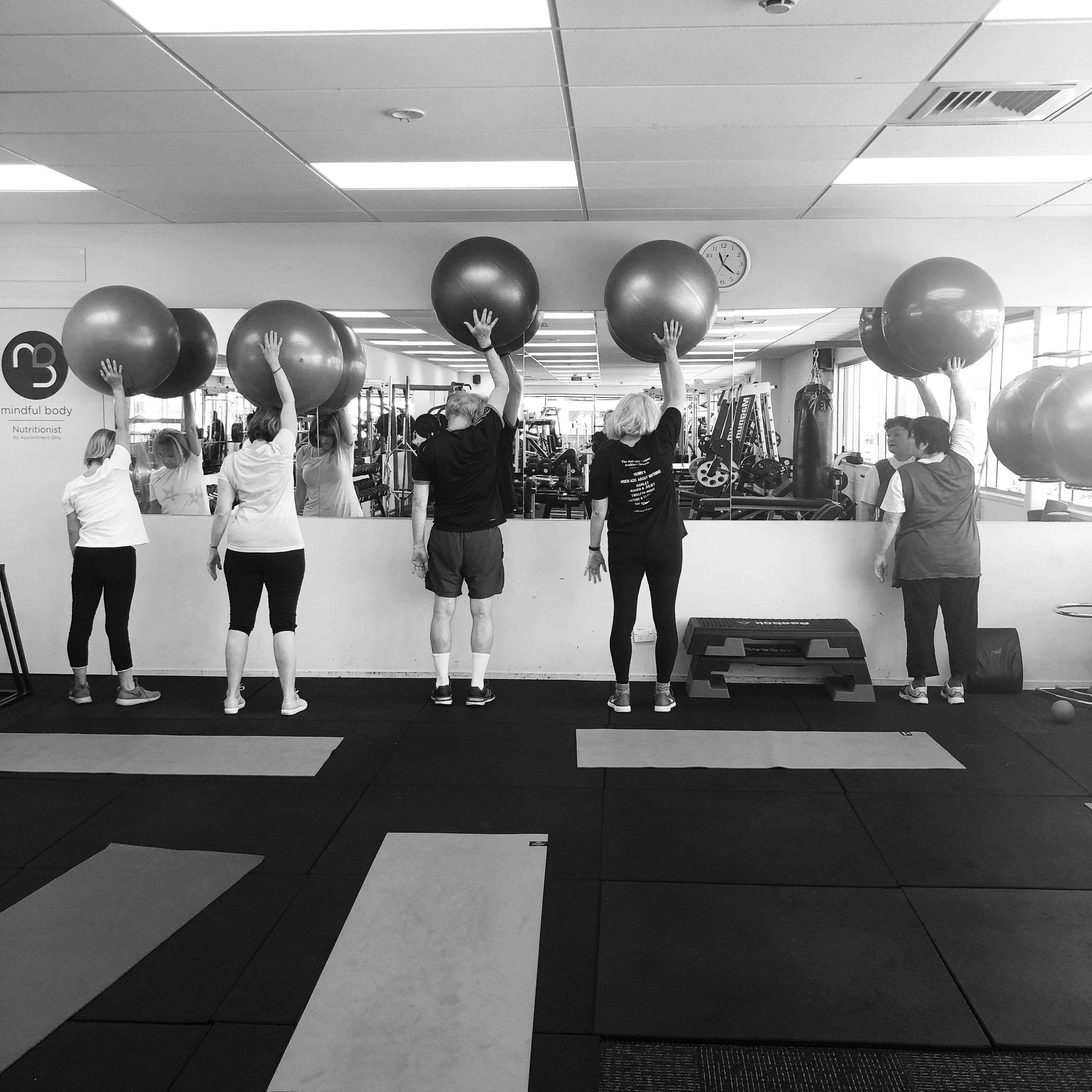 Wednesday Stretch & Strength