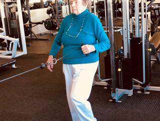 Should I still be exercising as I get older?