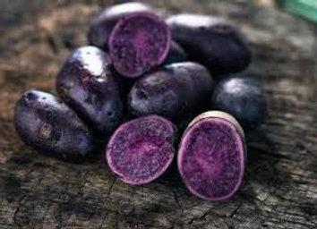 Purple Peruvian Potatoes (per lb.)