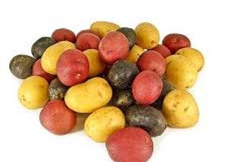 Marble Creamer Potatoes (per lb.)