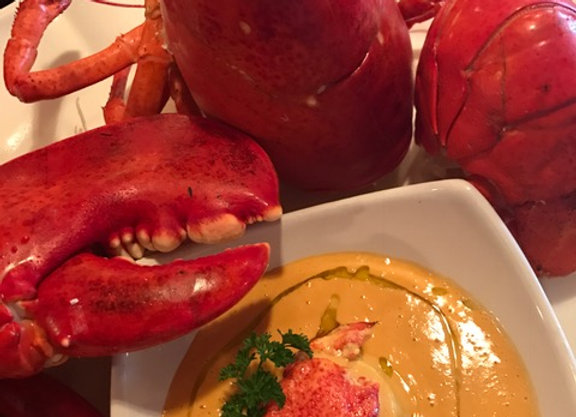 Homemade Lobster Bisque (qt.)