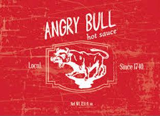 Angry Bull Hot Sauce
