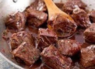 Marinated Steak Tips- 2 lb.