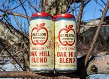 Carlson's Orchard Hard Cider Oak Hill Blend