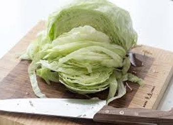Iceberg Lettuce (whole head)