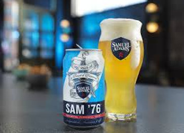 Sam Adams SAM '76 Refreshing Lager