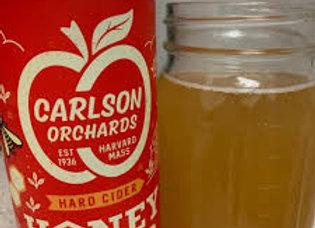 Carlson's Orchard Hard Cider Honey Crisp