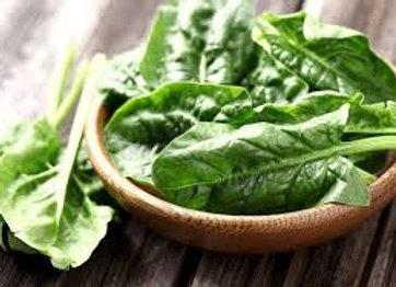 Spinach (1/2 pound)
