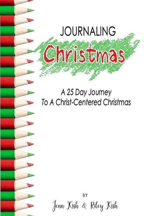 Journaling Christmas DIGITAL Journal