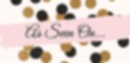 Cream and Pink Makeup Artist _ Stylist P