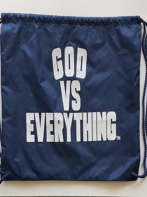 God Vs Everything Backpack