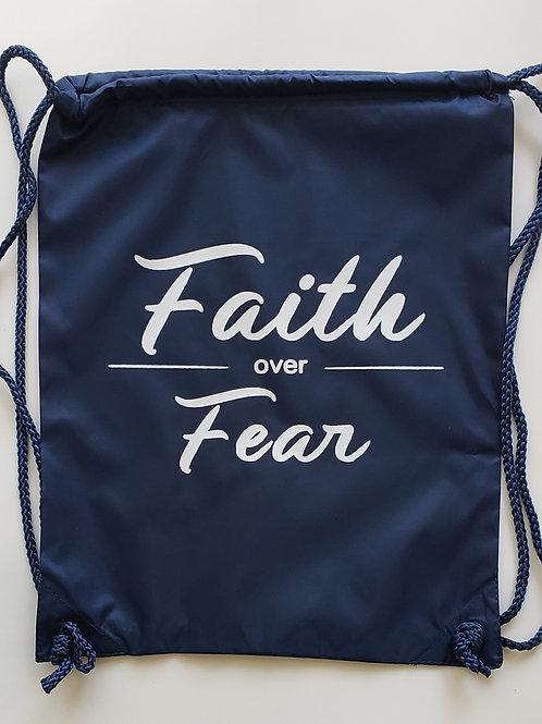 Faith Over Fear Backpack