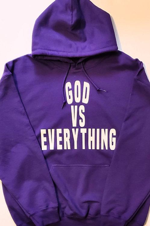GVE Hoodie Purple