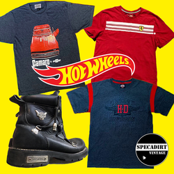 Hot Wheels Outfit Inspo