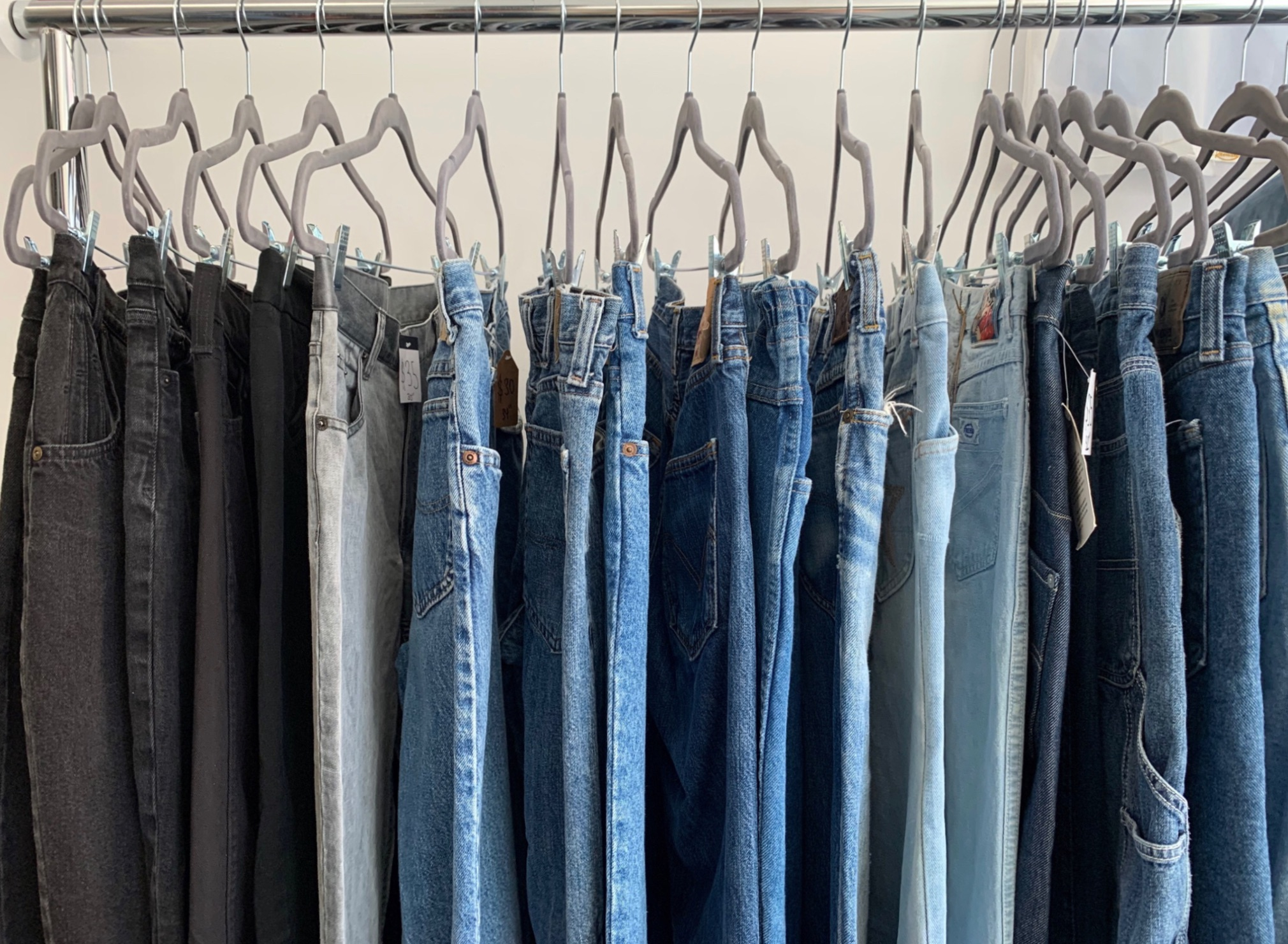 Vintage Denim Selection