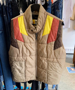 70's Puffer Vest