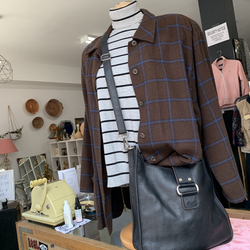 German Vintage Flannel Jacket