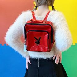 Y2K Playboy Backpack SOLD