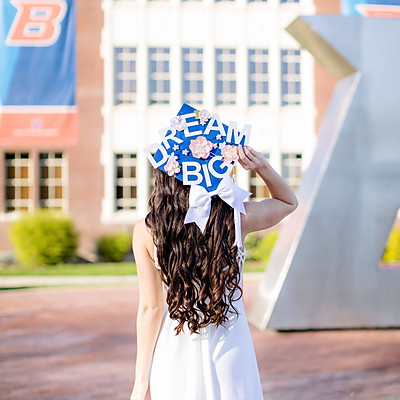 Megan G. Graduation Photos