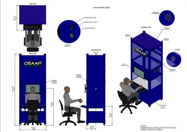 Blue Imager 3D