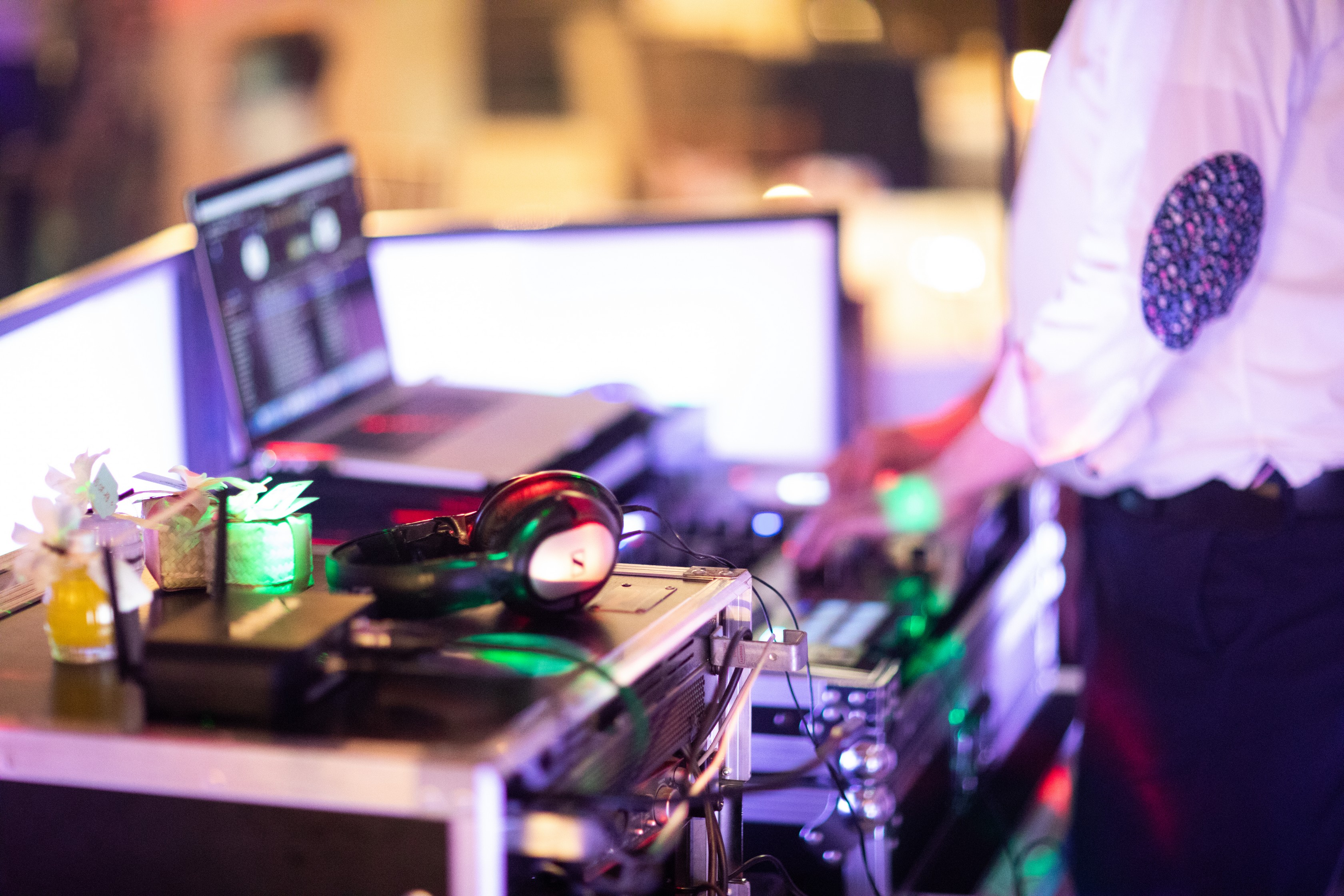 DJ mariage dans le 84