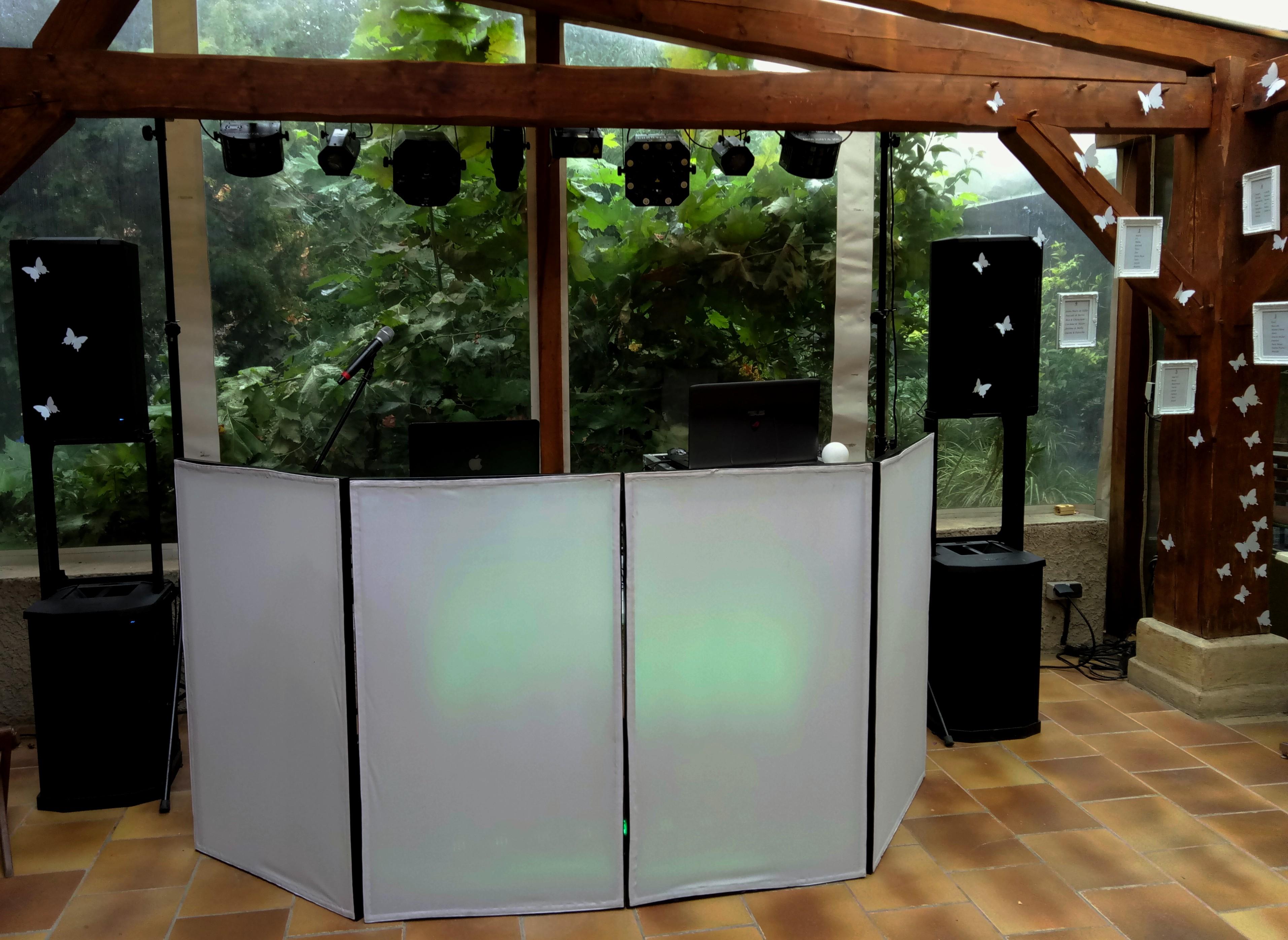 DJ Restarurant les Ombrages