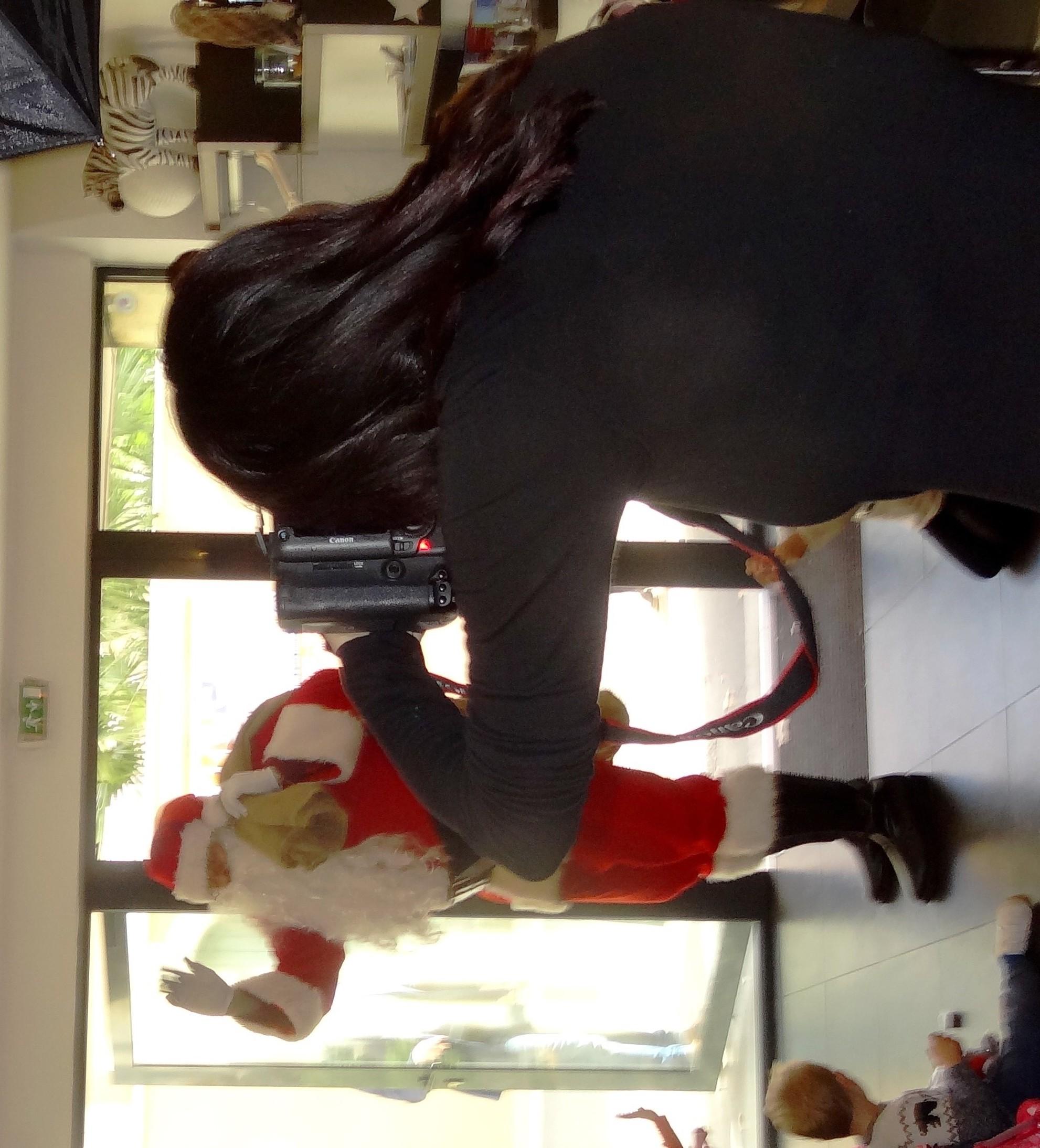 Père Noël Comité d'entreprise CE
