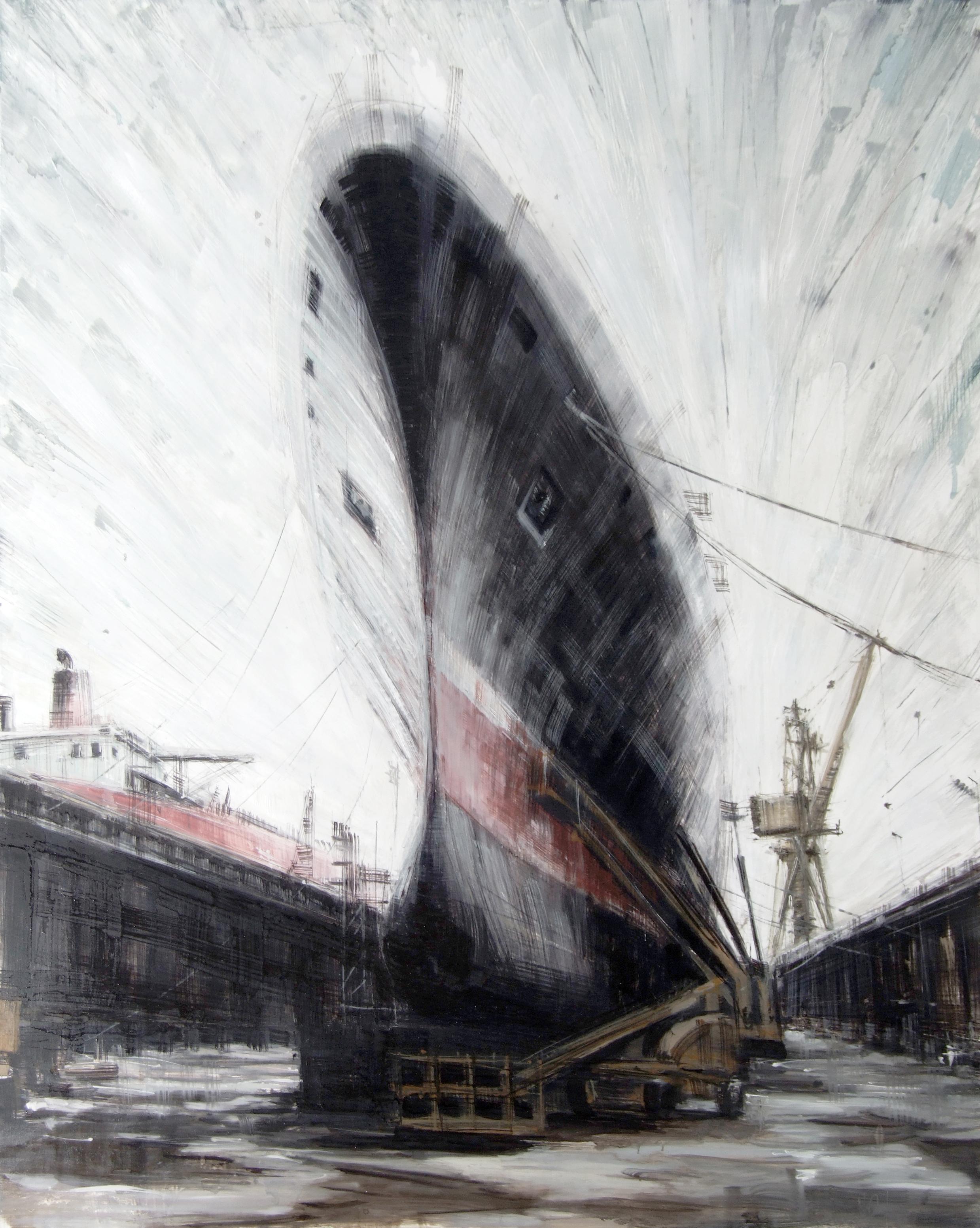 Shipyard (Study)