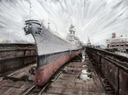 Naval Field (Study)