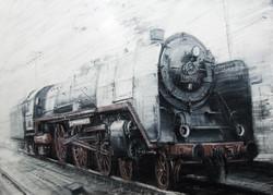 Locomotive (Study)