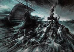 Hopeless (after Géricault)