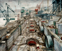 Hydroelectric Dock (Study)