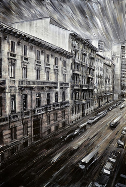 Street From The Window
