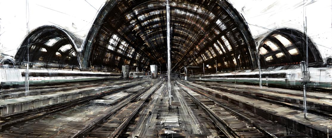 FS Milano Centrale (study)