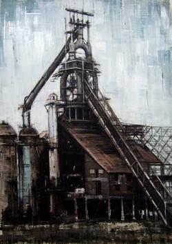 Abandoned Coke Factory