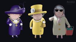 Queen Rig Characters