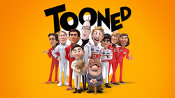 Tooned DVD Poster