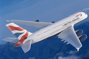 British Airways New Fleet A380