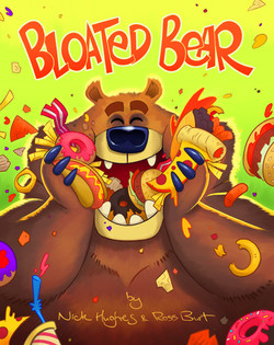 Bloated Bear Cover
