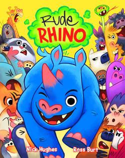 Rude Rhino Cover