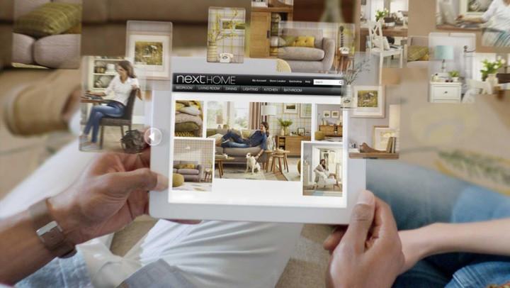 Next Home Advert Online