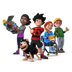 Dennis and Gnasher's Team