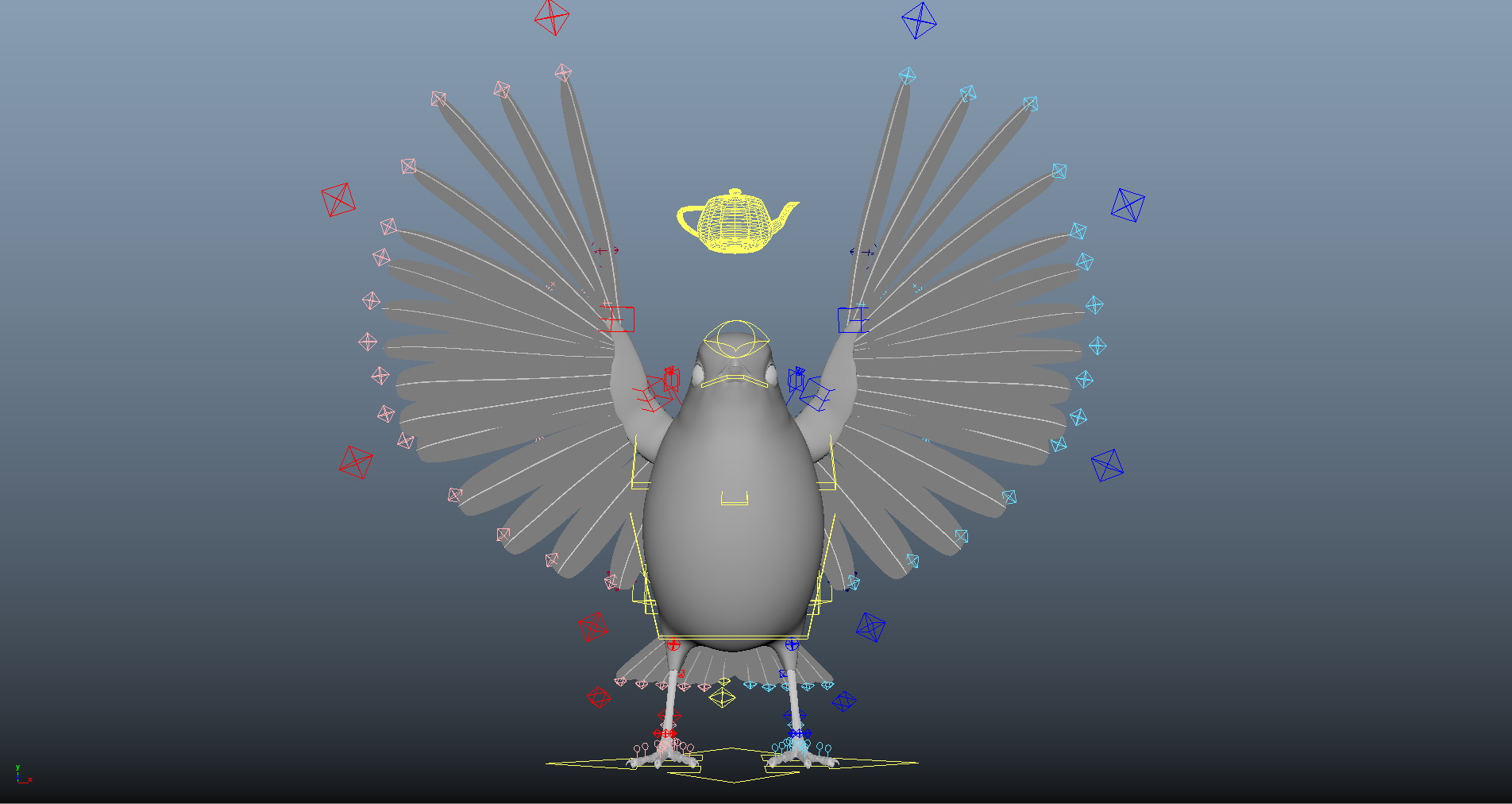 Bird Rig Controller Setup