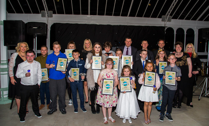 Bootle's Young Heroes Recognised At Ykids Believe Awards!!