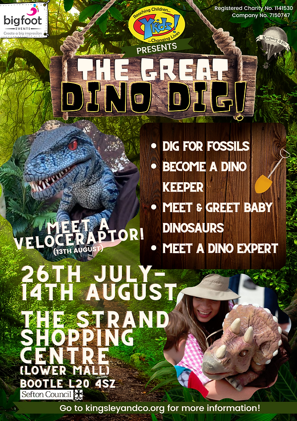 Dino Dig Promotional Poster.png