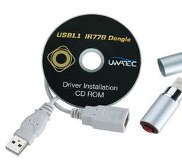 USB INFRARED INTERFACE (IRDA)